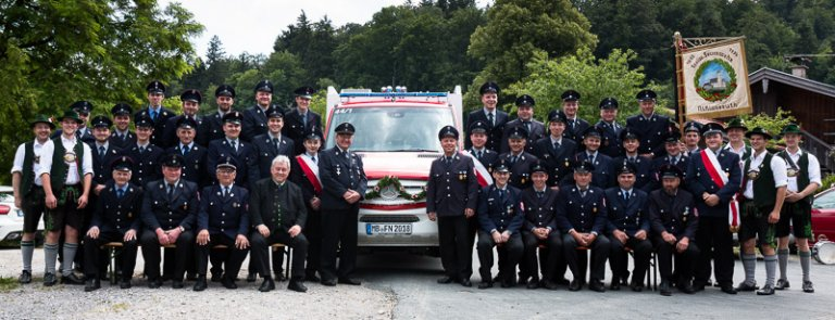 Segnung Feuerwehrfahrzeug Niklasreuth4